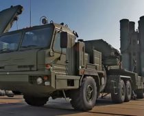 «Алмаз-Антей» передал Минобороны второй в 2017 году полк ЗРС С-400