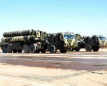 «Алмаз-Антей» передал Минобороны третий полк С-400 «Триумф»