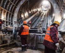 За три года в Москве построят 35 новых станций метро