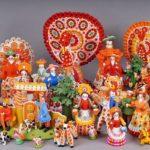 Народные промыслы Подмосковья представлены на всероссийской выставке в Манеже