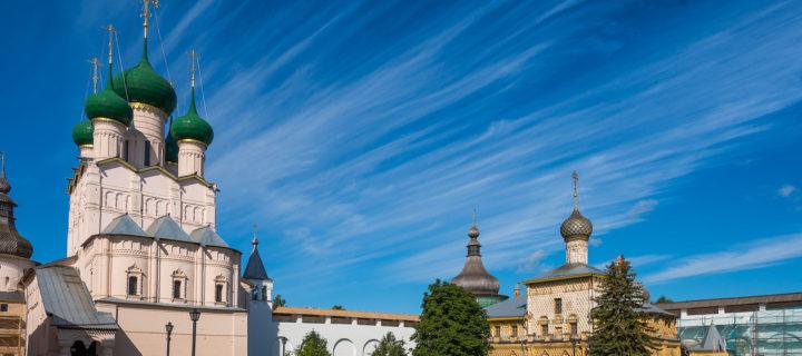 С начала года города Золотого кольца России посетили более 5 млн туристов