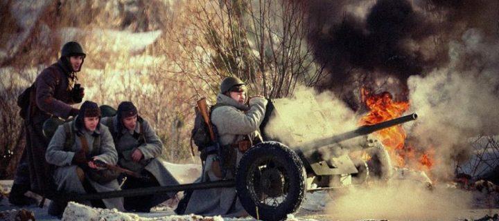 Около 500 реконструкторов примут участие в военном фестивале «Контрнаступление» в Рузе