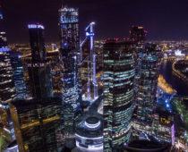 В «Москва-Сити» в декабре откроется самая высокая башня в Европе