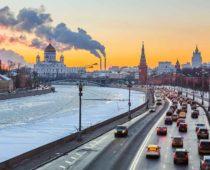 К концу недели в Москве похолодает до минус 10 градусов