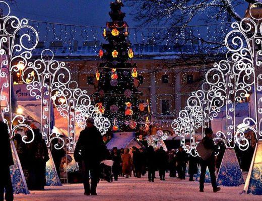 Фестиваль «Путешествие в Рождество» начнется в Москве 22 декабря