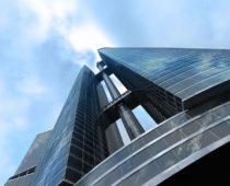В «Москва-Сити» завершено строительство комплекса «Федерация»