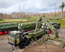 Минобороны полностью укомплектовано системами С-400 по планам на 2017 год