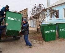 Акция по сбору вторсырья проходит в Воронежской области