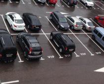 План по созданию парковочных мест в Подмосковье выполнен на 104%