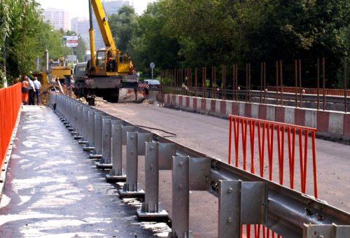 На федеральных трассах в Подмосковье отремонтированы 18 мостов и путепроводов