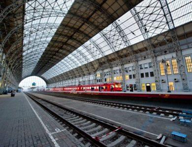 Два новых вокзала могут появиться в Москве