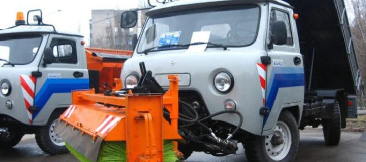 Более 200 единиц новой коммунальной техники передано в муниципалитеты Подмосковья