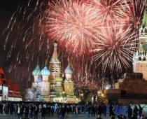 Салют в новогоднюю ночь запустят с 36 площадок столицы