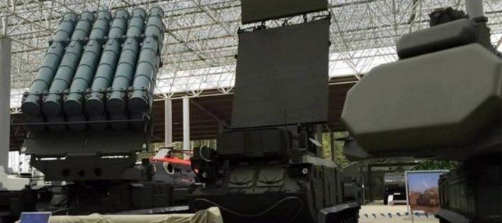 Новейшие комплексы «Бук-М3» усилят армейскую ПВО под Курском