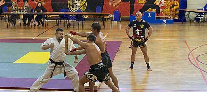 В фестивале боевых искусств в Пушкино примут участие более трех тысяч человек