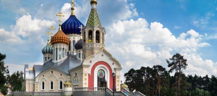 За восемь лет в Москве построили 62 храма