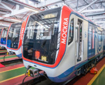На фиолетовой ветке метро запустят еще 33 поезда «Москва»