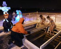 В Москве подготовили 59 мест для крещенских купаний