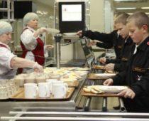 В люберецкой кадетской школе отравились 50 человек
