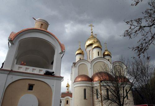 Храмовый комплекс построили на севере Москвы