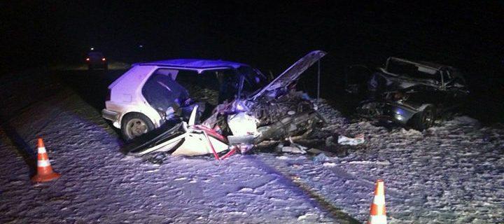 Четыре человека погибли и пятеро пострадали в ДТП под Калугой