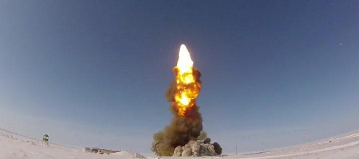 Российские военные успешно испытали модернизированную ракету ПРО