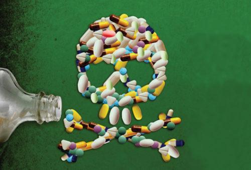 Новые методы РХБЗ: как уберечь население от убивающих его препаратов?