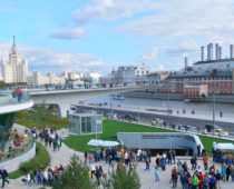 Москва заняла первое место в Восточной Европе в рейтинге «городов будущего»