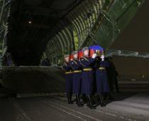 Пилота сбитого в Сирии Су-25 похоронят 8 февраля на родине в Воронеже