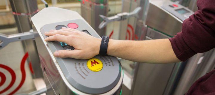 В Москве в 2019 году заработает бесконтактная оплата проезда