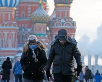 Сильные морозы ожидаются в Москве на предстоящих выходных