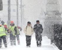 В начале следующей недели Москву ждет похолодание