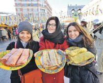 На «Московской Масленице» представят свою продукцию более 175 участников из 22 регионов России