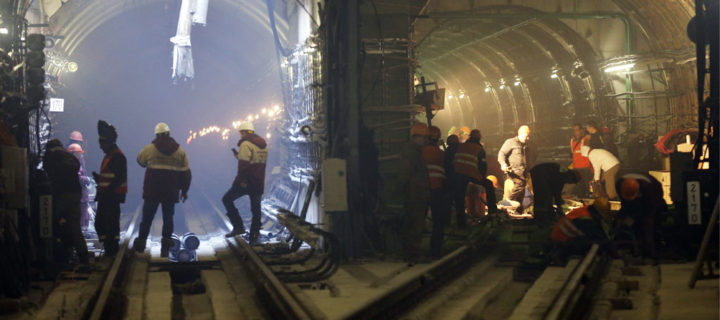 Шесть станций метро откроют в Новой Москве до конца года