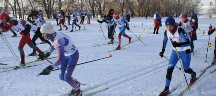 В 67 муниципалитетах Подмосковья пройдет лыжная эстафета