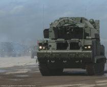 В Подмосковье прошли тренировки экипажей комплексов «Тор-М2»