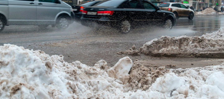 На следующей неделе в Москву придёт оттепель