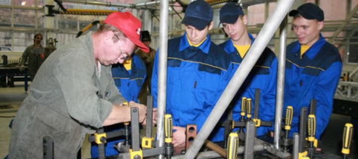 Оборонный завод РАТЕП открыл перспективы для молодых специалистов
