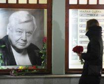 Олега Табакова похоронят 15 марта на Новодевичьем кладбище
