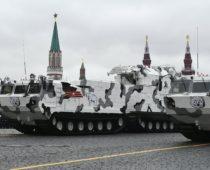 Новейшие «арктические» ТОРы примут участие в параде на Красной площади