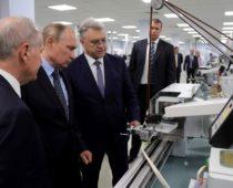 Более 3 млрд рублей направит на техперевооружение оборонный завод «Купол»