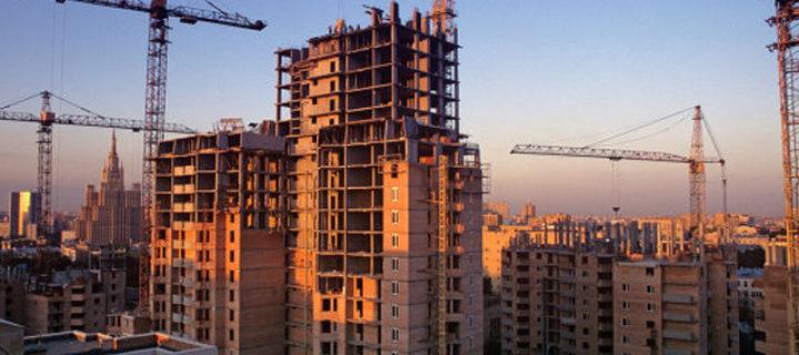 Около 9,5 млн кв.м. жилья построят в Москве за три года