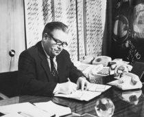 На заводе «Купол» отметили 90-летие со дня рождения бывшего директора А.В. Воскресенского