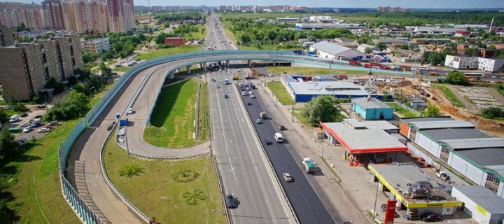 Почти 20 км дорог введено в столице с начала года