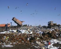 На пяти мусорных полигонах Подмосковья проведут дегазацию в 2018 году