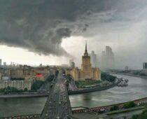 Вокруг Москвы заработает система мониторинга и прогноза природных явлений