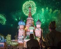 9 мая в Москве запустят 80 тысяч фейерверков