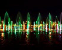 Танцующий фонтан построят в «Лужниках» к ЧМ-2018