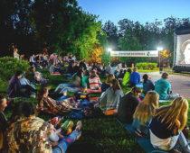Летние кинотеатры откроются в Подмосковье в мае