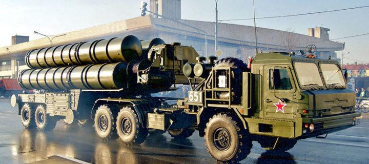 Россия завершила поставку в Китай первого полкового комплекта С-400